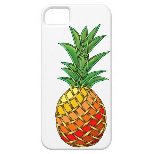 Piña iPhone 5 Protectores