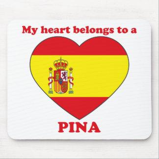 Pina Mouse Pad