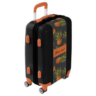 Piña personalizada de moda maletas