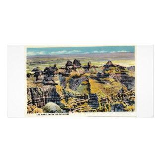 Pináculos, Badlands, Dakota del Sur Tarjetas Personales
