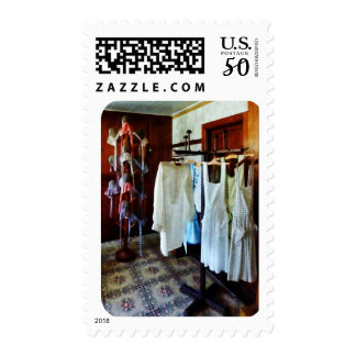 Pinafores and Bonnets in General Store Postage