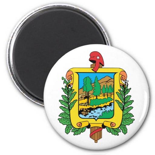 Pinar del Rio, Cuba Imán Redondo 5 Cm