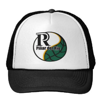 PINAR DEL RIO CUBAN BASEBALL CAPS TRUCKER HAT