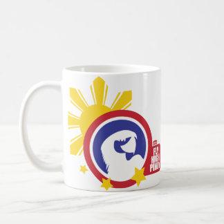 Pinas Eagle Classic White Coffee Mug