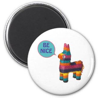 Piñata 2 Inch Round Magnet