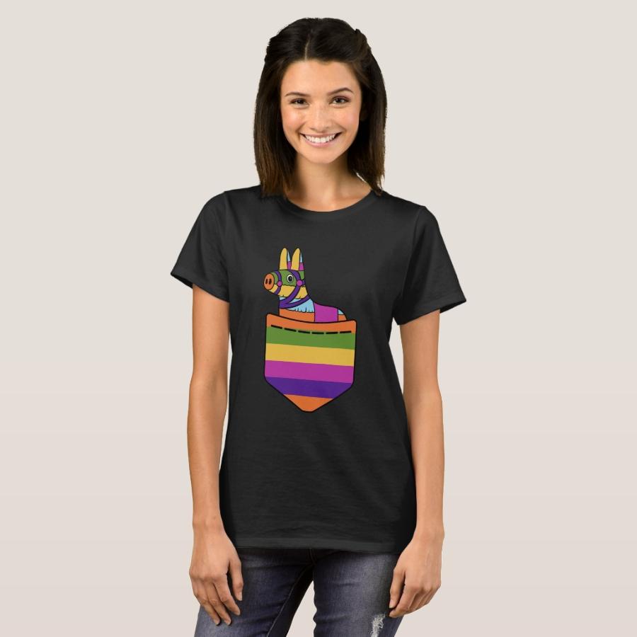 pinata blanket pocket serape mexican outfit shirt - Best Selling Long-Sleeve Street Fashion Shirt Designs