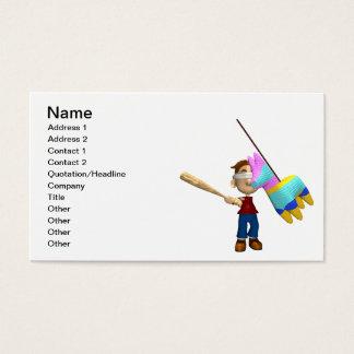Pinata Business Card