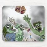 pinata del cumpleaños del zombi alfombrilla de ratones