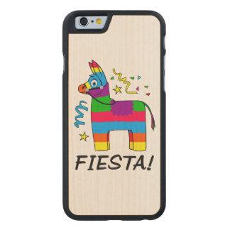 Pinata Fiesta! Carved Maple iPhone 6 Slim Case