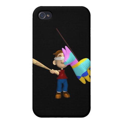 Pinata iPhone 4/4S Funda