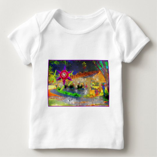 """Piñata Party"" Baby T-Shirt"