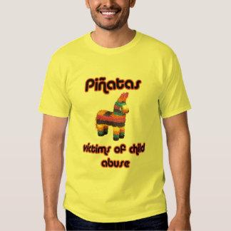 Pinatas - victims of child abuse shirt