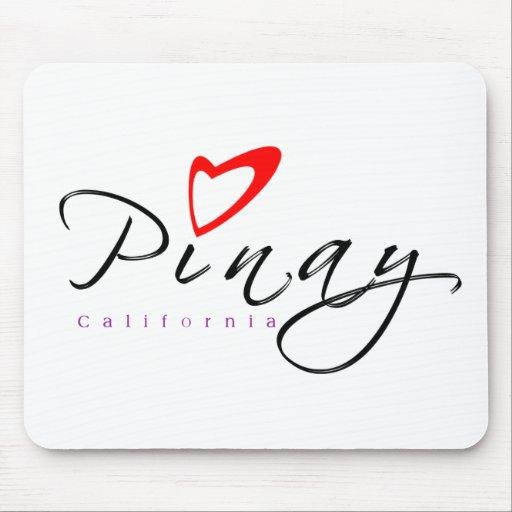Pinay Cali Mouse Pads