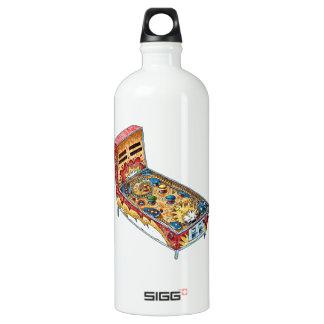 Pinball Aluminum Water Bottle