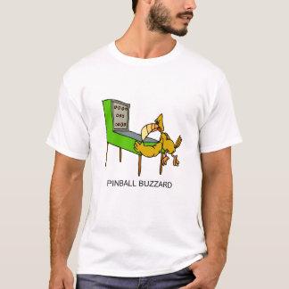 PinBall Buzzard T-Shirt