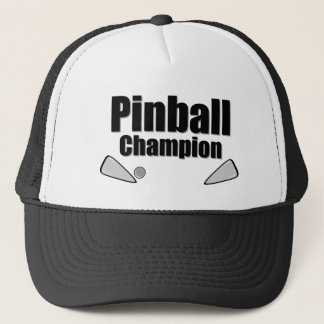 Pinball Champion Trucker Hat