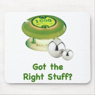 Pinball de Right Stuff Alfombrillas De Ratones