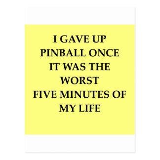 PINBALL.jpg Tarjetas Postales
