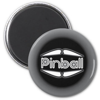 Pinball Kickout 2 Inch Round Magnet
