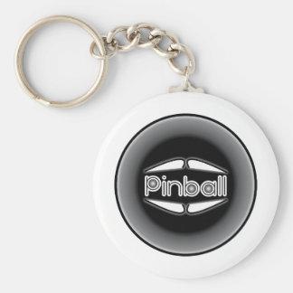 Pinball Kickout Keychain