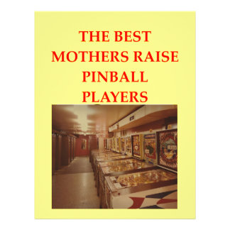 PINBALL LETTERHEAD