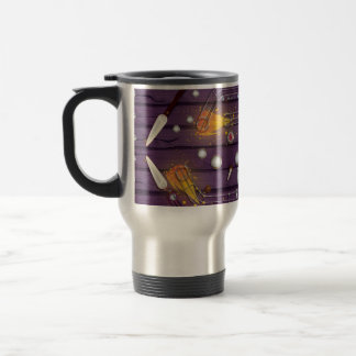 Pinball Machine Travel Mug