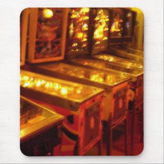 Pinball Machines Mouse Pad