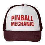 Pinball Mechanic Trucker Hat
