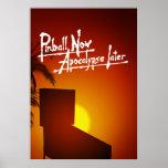 Pinball Now Apocalypse Later Poster