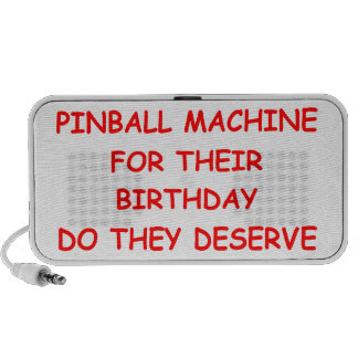 PINBALL PC ALTAVOCES