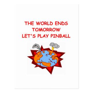 PINBALL.png Tarjeta Postal