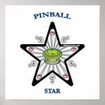 Pinball Star 1000 Poster