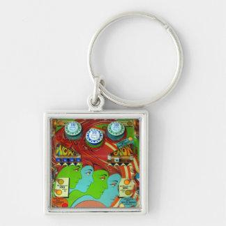 Pinball Wizard II Keychain