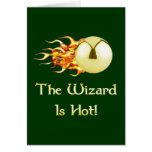 Pinball Wizard Is Hot Card