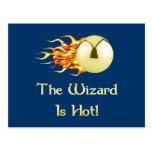 Pinball Wizard Is Hot Postcards