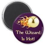 Pinball Wizard Is Hot Refrigerator Magnet