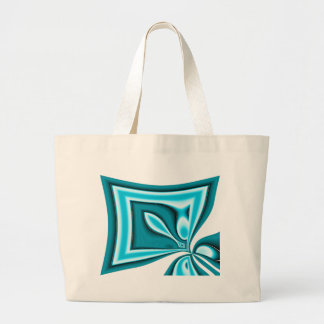 Pinched Teal ~ bag