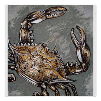 PINCHY CRAB POSTERS