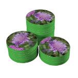 Pincushion Flowers Poker Chips Set