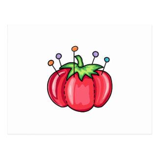 Pincushion Postcard