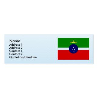 Pindamonhangaba Brazil Business Card