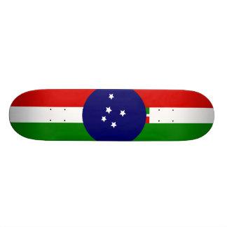Pindamonhangaba, Brazil Skateboard Deck