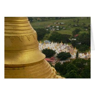 Pindaya Pagoda Card