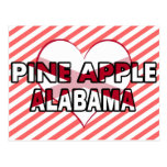 Pine Apple, Alabama Post Cards