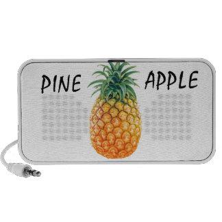 Pine-Apple Speakers