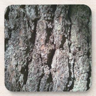 Pine Bark Coaster