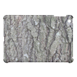 Pine Bark iPad Mini Cover
