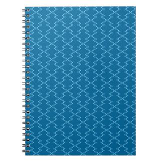 pine bark spiral note book