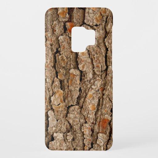 Pine Bark Texture Case-Mate Samsung Galaxy S9 Case