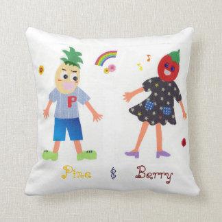 Pine & Berry Pillow